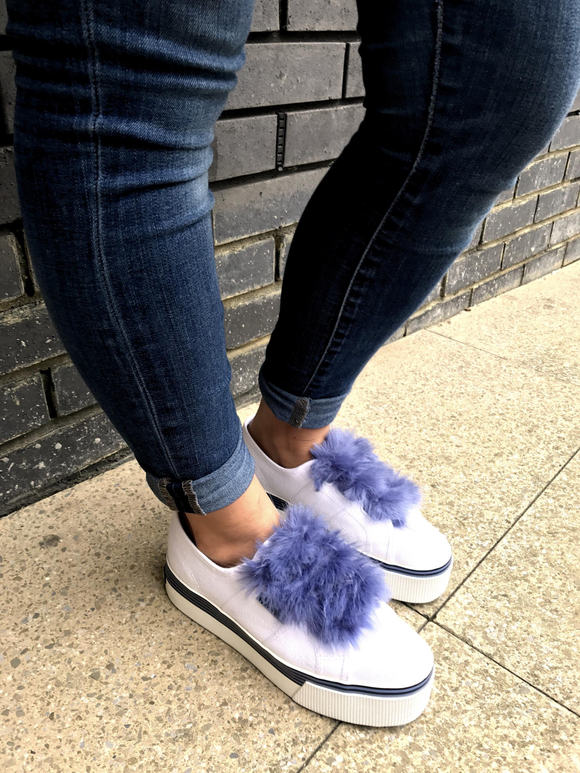 fluffy shoes -supergaxcharlottesimone