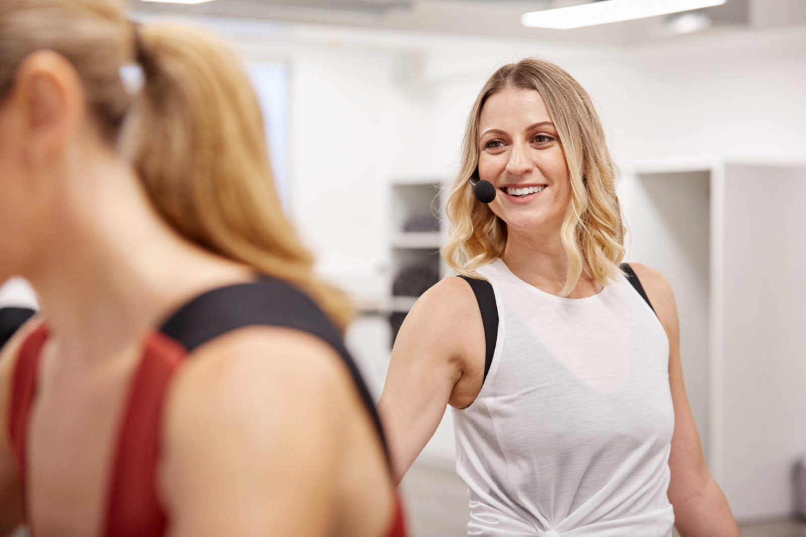 An Interview with Xtend Barre London founder; Catie Miller