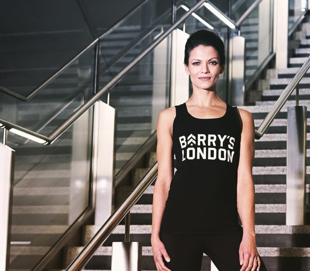 Anya Lahiri barry's bootcamp