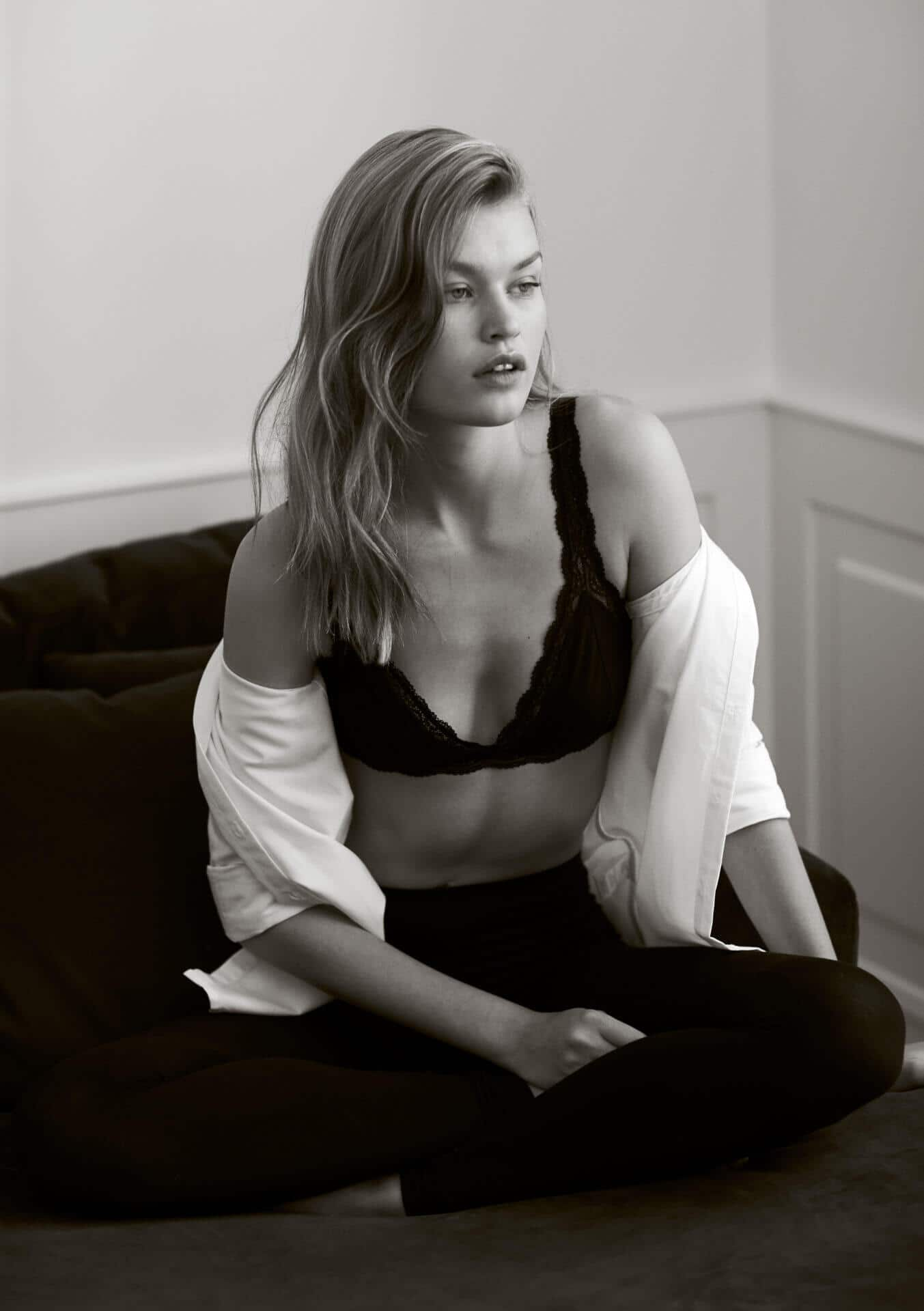 Stay Home With Woron Lingerie